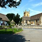 The Church at Bretforton. by John Dalkin
