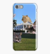 Rat pack of America iPhone Case/Skin