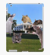 Rat pack of America iPad Case/Skin