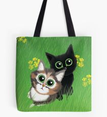 Kittens Tote Bag