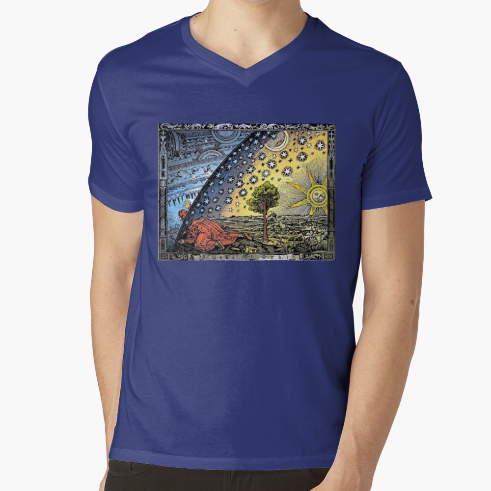 Flammarion V-Neck T-Shirt