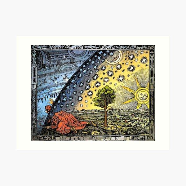 Flammarion Art Print