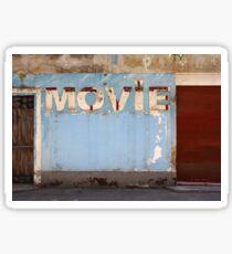 Movie Sticker