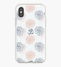 Soothing Om iPhone Case