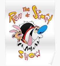 The Ren & Stimpy Show Poster