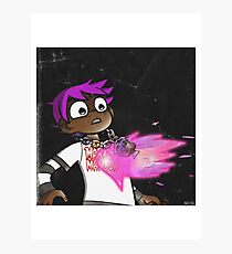 luv is rage 1.5 Photographic Print