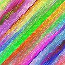 Colorful digital art splashing G479 by MEDUSA GraphicART