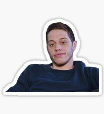 Pete Davidson! Sticker