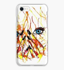 Anger iPhone Case/Skin