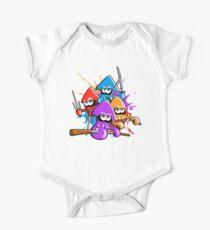 Teenage splatter ninja squids. Kids Clothes