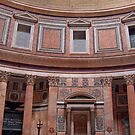 Pantheon Interior II by Tom Gomez