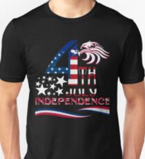 Independence Day T Shirt For 4th of July 2017 Unisex T-Shirt