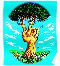 The Peace Tree Poster