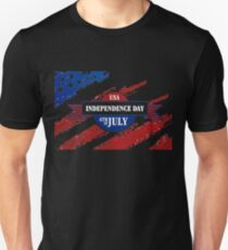 USA Independence Day T Shirt For 4th of July 2017 Unisex T-Shirt