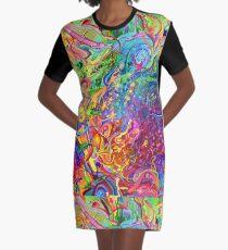 Diese Seite wurde absichtlich leer gelassen - Digitale Kunst & Malerei T-Shirt Kleid