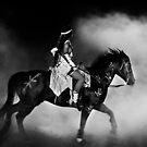 Arabian Knights Night Prancer by Stevie Mancini