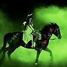 Arabian Knights Dream Prancer by Stevie Mancini