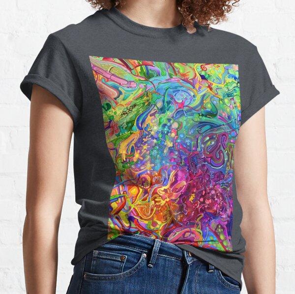 """die als """"Originale"""" für diese digitale Arbeit gelten.  Das Gemälde wird nicht wieder in voller Größe reproduziert Classic T-Shirt"""
