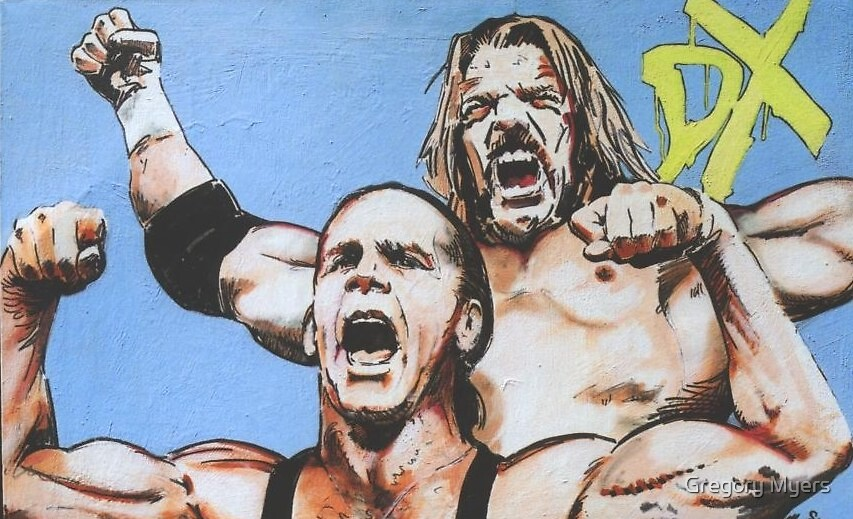 Degeneration X by Gregory Myers