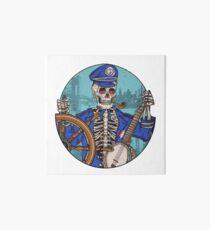 Captain Dead Art Board