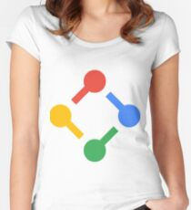 Google Open Source Women's Fitted Scoop T-Shirt