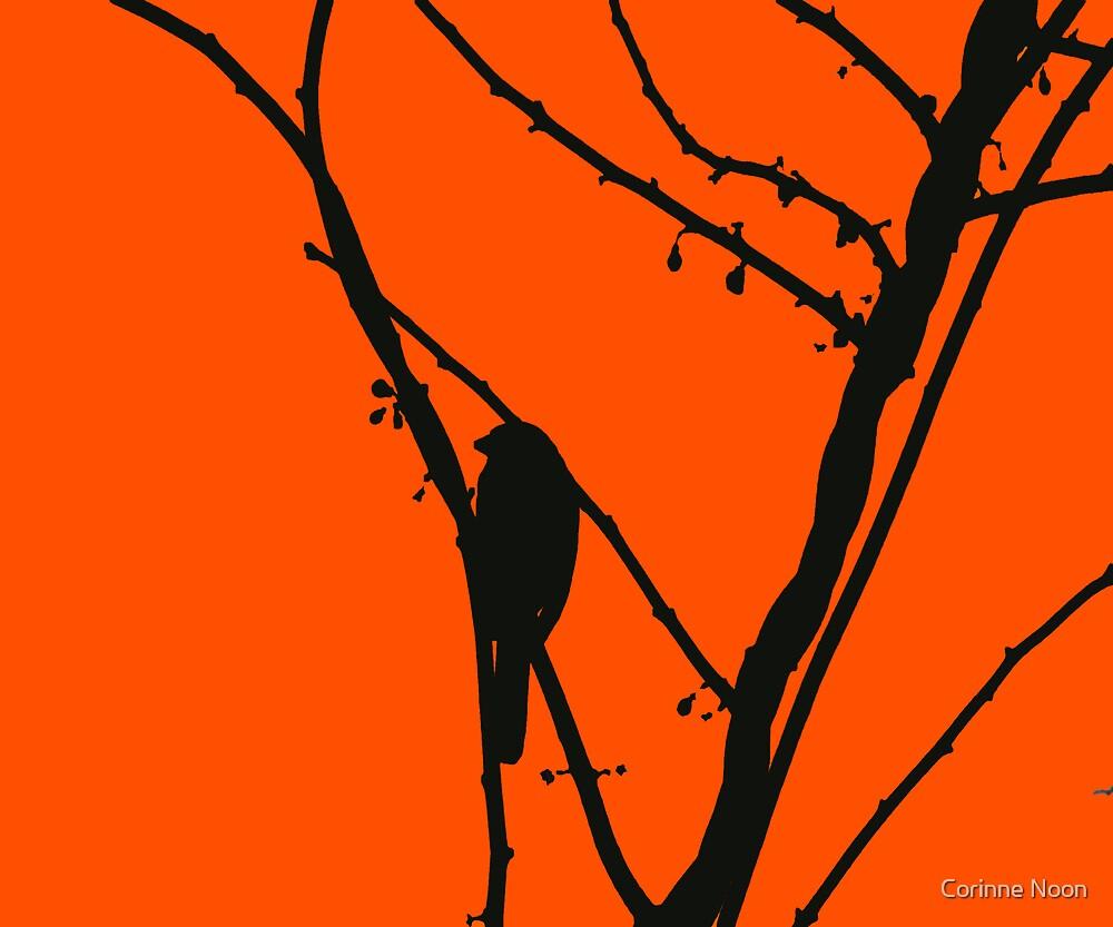 Bird 6 by Corinne Noon