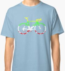 Bike Tour de France Jerseys (Horizontal) (Big)  Classic T-Shirt