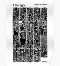 What the Street!? Chicago! Poster