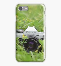 Canon and Clover iPhone Case/Skin