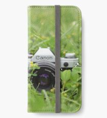 Canon and Clover iPhone Wallet/Case/Skin