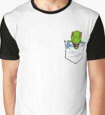 Flawless the Dinosaurus Graphic T-Shirt