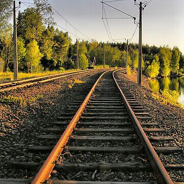Railroad by Kallbo