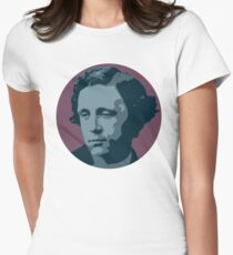 Lewis Carroll Women's Fitted T-Shirt