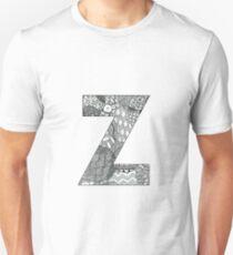Zentangle Z Unisex T-Shirt