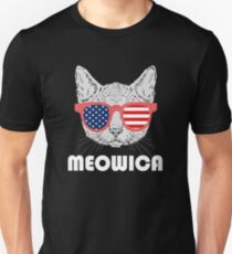 Meowica Cat Unisex T-Shirt
