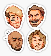 ROH STICKER SET #1 Sticker