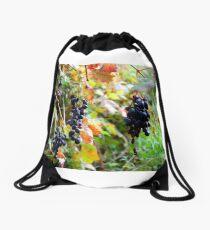 Grapevine Drawstring Bag