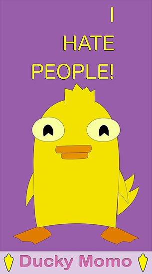 Ducky Momo by Fro-Yo