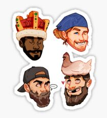 ROH STICKER SET #2 Sticker