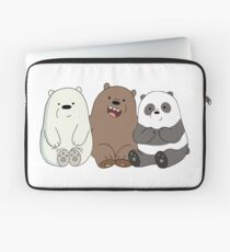 We Bare Bears Laptop Sleeve