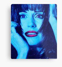 VHScream (Gale) Metal Print