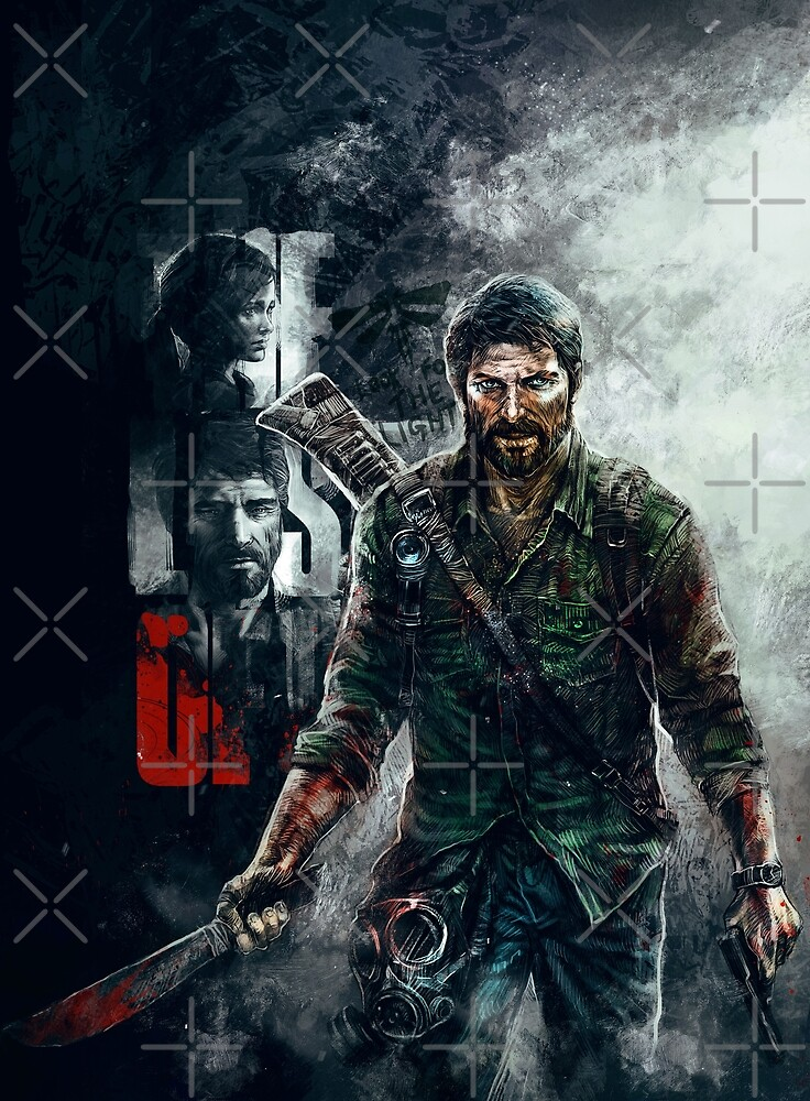 Joel - The Last of Us by JustAnor