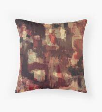 Brave Hearts Throw Pillow