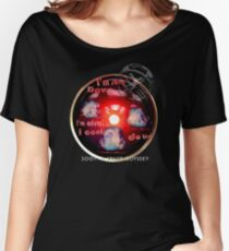 space odyssey Women's Relaxed Fit T-Shirt