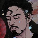 Pluto by Kay Allan