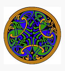 Celtic Knotwork Photographic Print