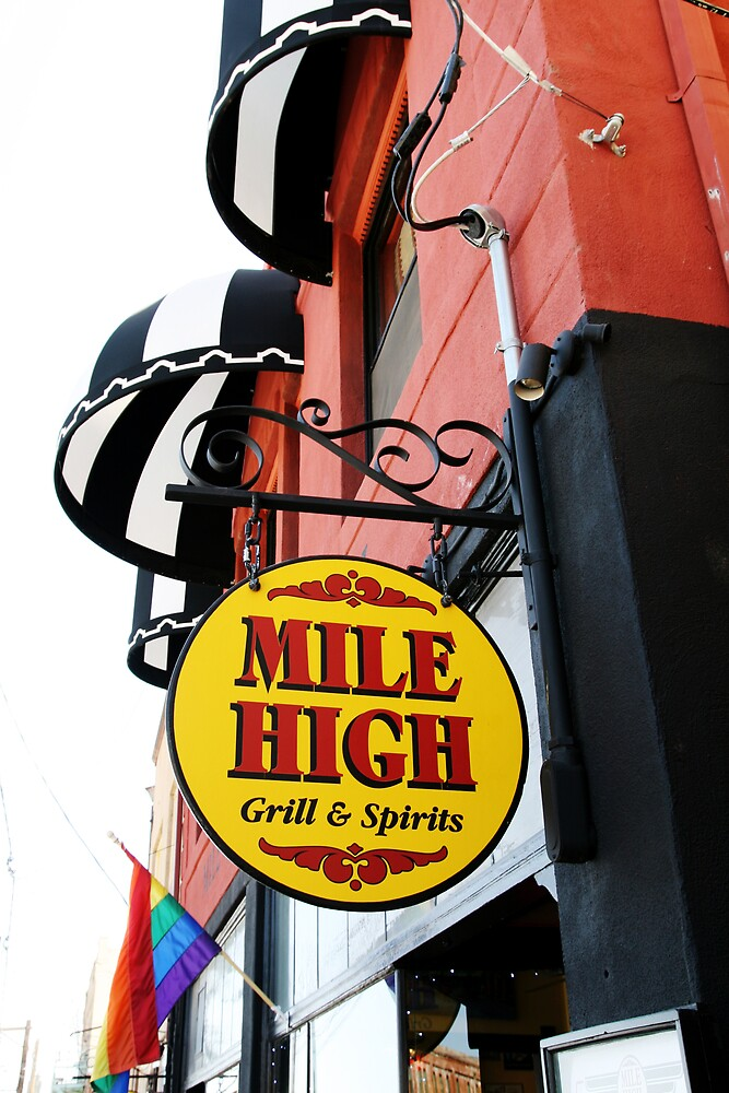 Mile High by Janina