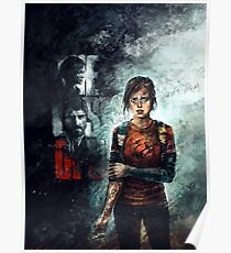 Elie - The Last of Us Poster