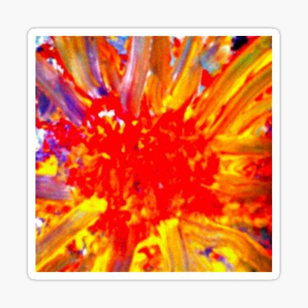 Radiant Joy Sticker