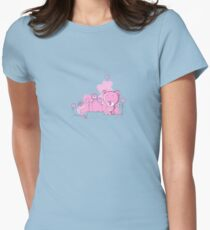 pink teddy T-Shirt